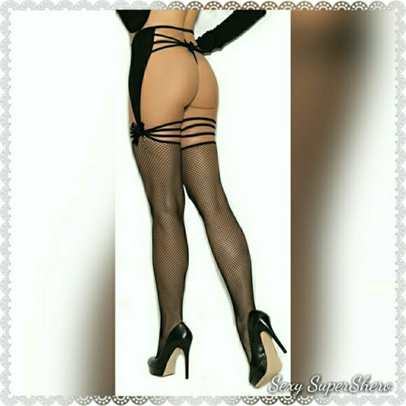 ddbb902e3b2ae Sexy SuperShero Accessories | Garter Belt Thighhi Strappy Lingerie ...